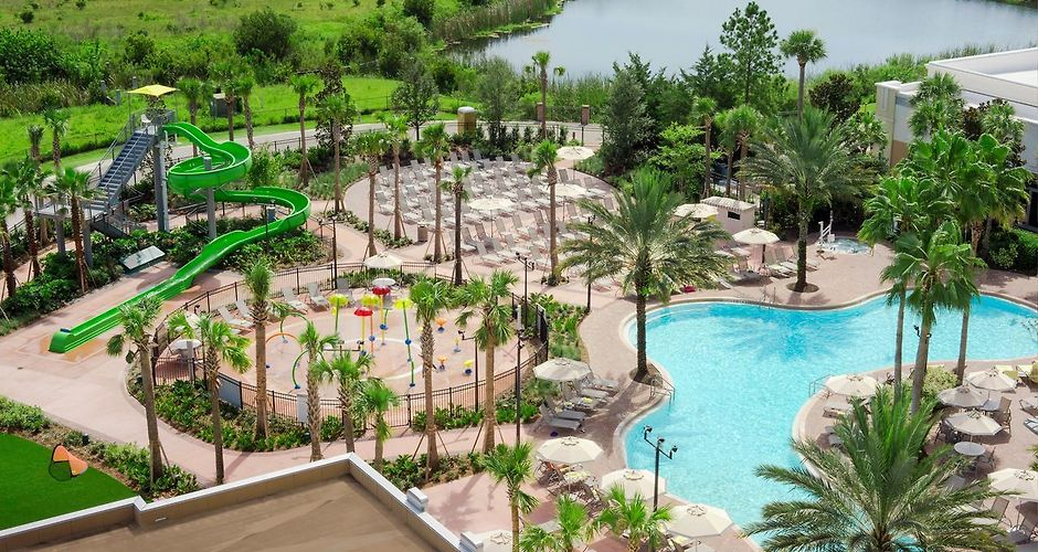 Las Palmeras By Hilton Grand Vacations Hotel Orlando, FL